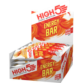 High5 Energy Bar Box 25 x 55g Caramel